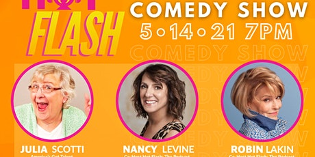 Hotflash Comedy Show tickets
