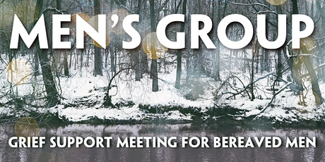 ONLINE Men's Group - Grief Support Meeting for Bereaved Men tickets