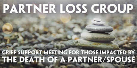 ONLINE Partner/Spousal Loss Support Meeting tickets