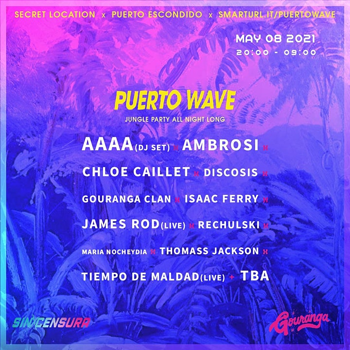 Puerto Wave image