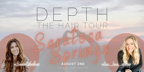 DEPTH : The Hair Tour - Saratoga Springs tickets