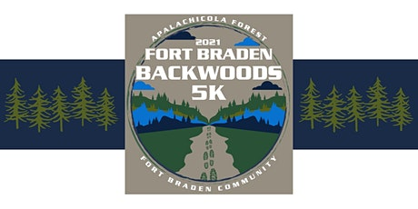 Fort Braden Backwoods 5K - One Mile Family Fun Trail Run or Walk tickets