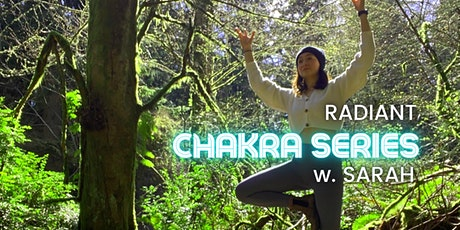 Radiant Vinyasa Chakra Series: Connecting with Your Throat Chakra tickets