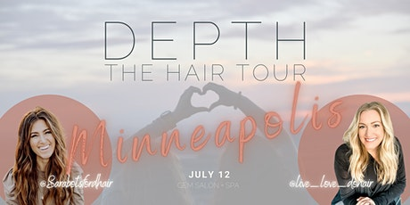 DEPTH : The Hair Tour - Minneapolis tickets