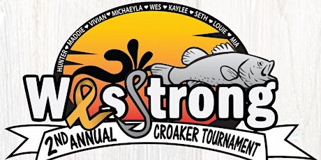 2nd Annual Wes Strong Fishing Tournament tickets