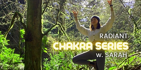 Radiant Vinyasa Chakra Series: Connecting with Your Solar Plexus Chakra tickets