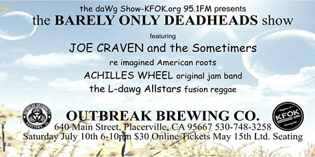 Barley Only Deadheads Show tickets