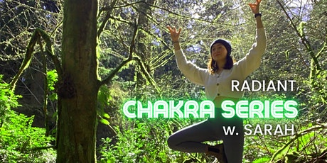Radiant Vinyasa Chakra Series: Connecting with Your Heart Chakra tickets