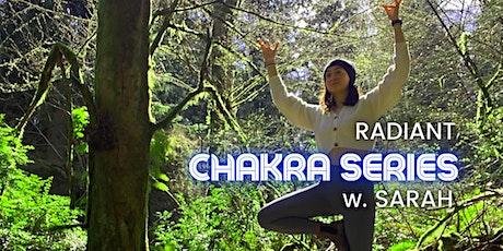 Radiant Vinyasa Chakra Series: Connecting with Your Third Eye Chakra tickets