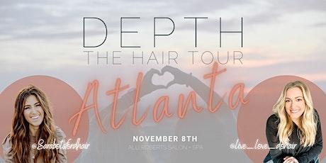 DEPTH : The Hair Tour - Atlanta tickets