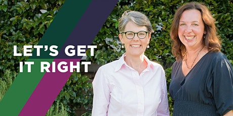 LET'S GET IT RIGHT Official Campaign Launch tickets