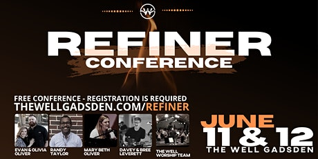 REFINER YOUTH CONFERENCE tickets