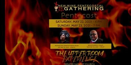 New Wine Pentecostal Gathering tickets