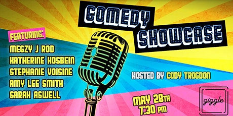 Comedy Showcase tickets