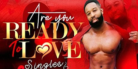 Ready to Love Singles Mixer tickets