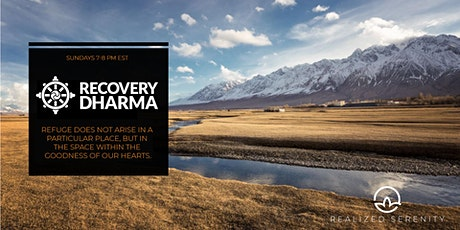 Realized Serenity - Recovery Dharma - Online entradas