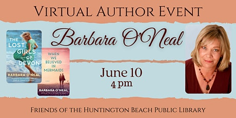 Virtual Author Event with Barbara O'Neal tickets