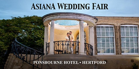 Asiana Wedding Fair • Ponsbourne Hotel, Hertford • 26 Jun 2021 tickets