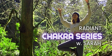 Radiant Vinyasa Chakra Series: Connecting with Your Crown Chakra tickets