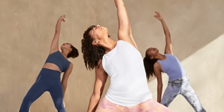 Athleta Fremont + Wellness with Molly Yoga and Meditation Class tickets