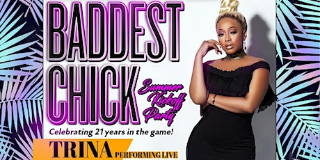 Trina Performing Live tickets