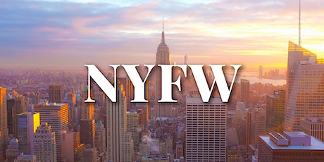 New York Fashion Week Fashion Shows & Events Septemer 2021 tickets