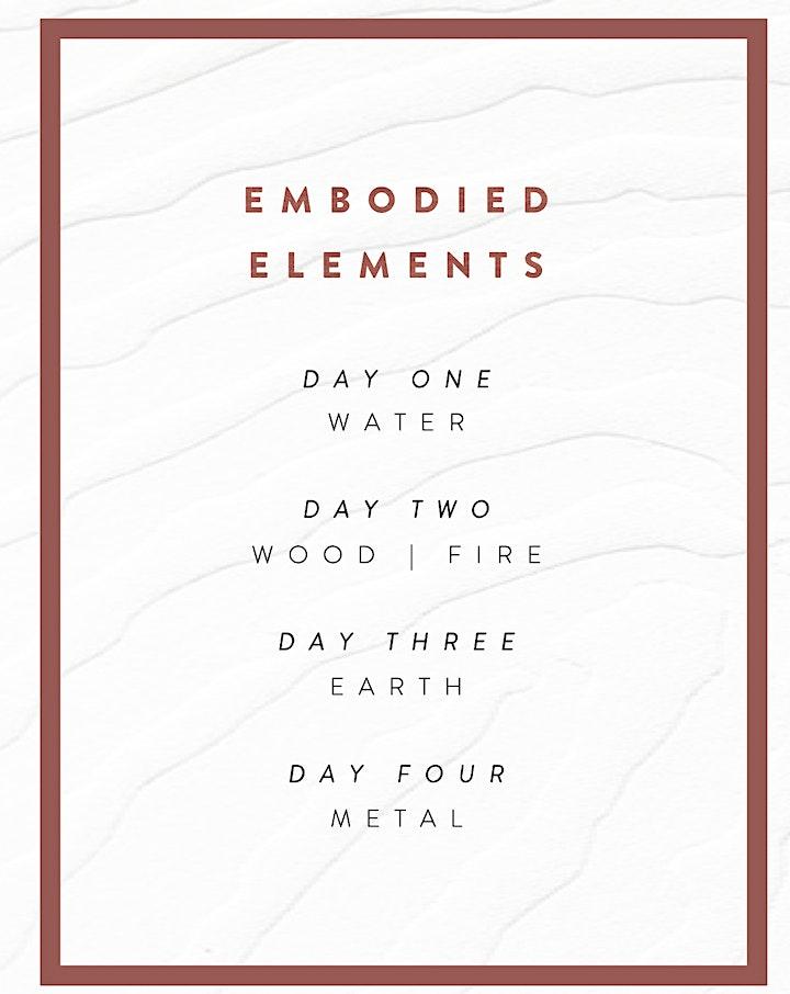 Elemental Embodiment - The Retreat image