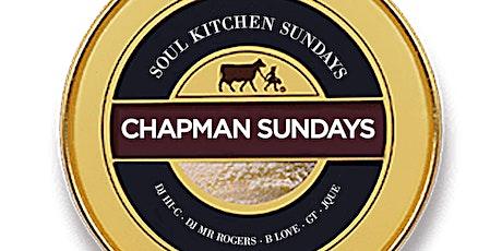 Chapman & Kirby Sundays: Brunch | Day & Evening Social 12pm-12am tickets