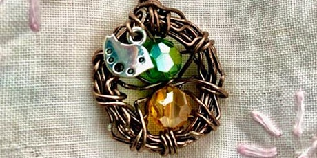 Birds Nest Necklace Workshop with Susie Yonkers tickets