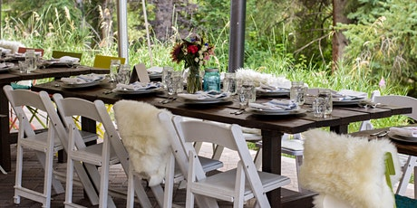 Vail Farm-to-Table Dinner Series, July 23rd, 2021 tickets