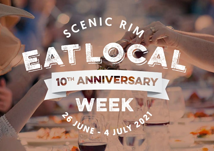 Dinner Under The Stars - Eat Local Week image