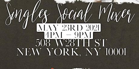 SINGLES SOCIAL MIXER tickets