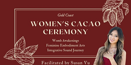 Women's Cacao Ceremony tickets