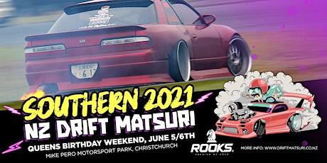 Southern NZ Drift Matsuri Festival 2021 tickets