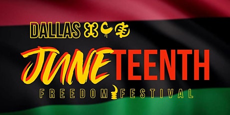 Dallas Juneteenth Freedom Fest 2021- VENDORS tickets