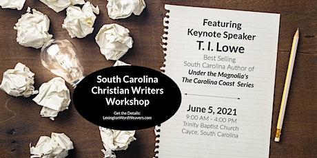 South Carolina Christian Writers Workshop tickets