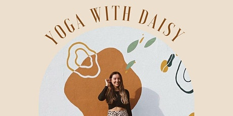 Yoga with Daisy tickets