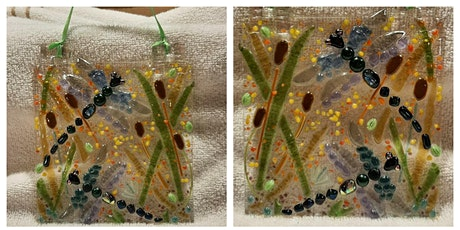 5 x 5 Dragonfly Wall Hanging Workshop tickets