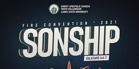 CACYOF-LASU FIRE CONVENTION 2021 - SONSHIP '21 tickets