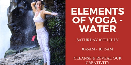 Elements Of Yin Yoga–Water (Cleanse & Reveal Our Creativity) Sound Healing tickets