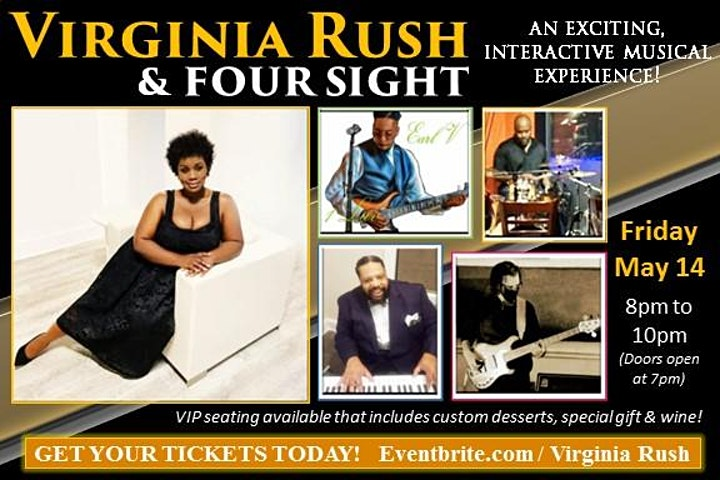 Virginia Rush & Four Sight Concert image