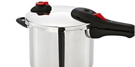 Introduction to pressure cooking tickets