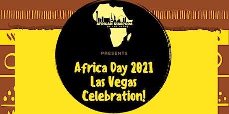 AFRICA DAY 2021 CELEBRATION! tickets