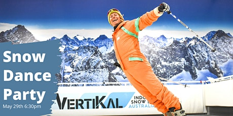 Vertikal Snow Dance Party tickets