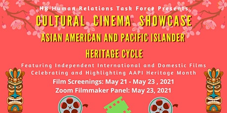 HB Cultural Cinema Showcase: AAPI Heritage Cycle tickets