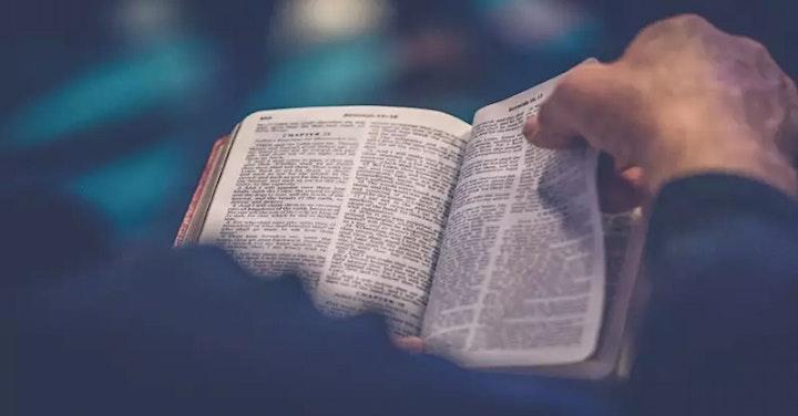 報名參加聖經研習課程(五月廿三日星期日開始) image