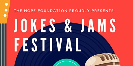 Jokes and Jams Festival tickets