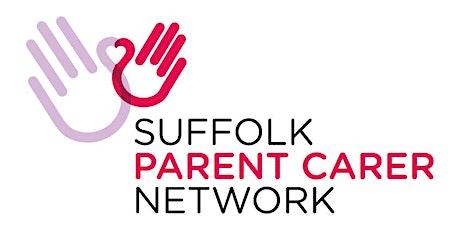 Suffolk Parent Carer Network AGM biglietti