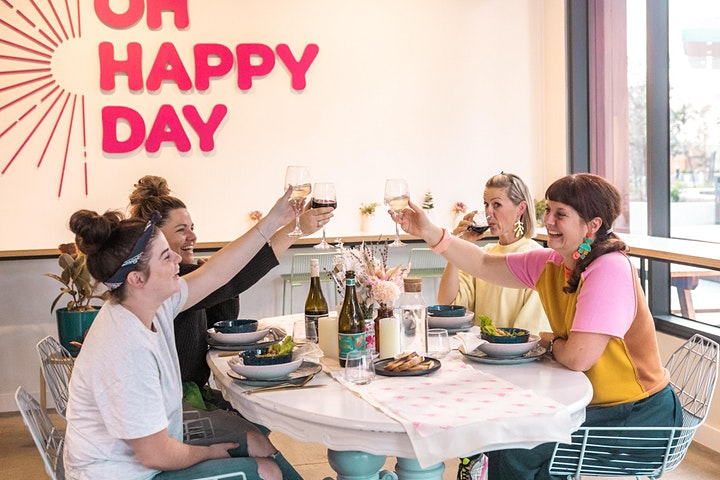Oh Happy Day Mother's Day Long Lunch image