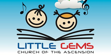 COA Sunday School - Registration for Little Gems (9 May) tickets